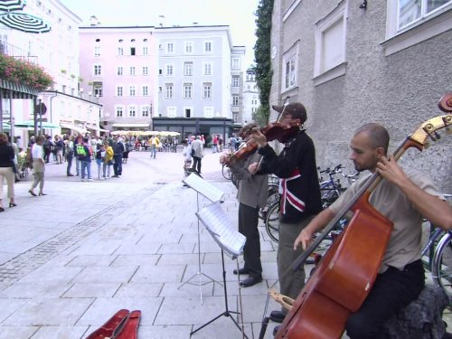 - Smart Travels with Rudy Maxa: Salzburg and the Lakes District