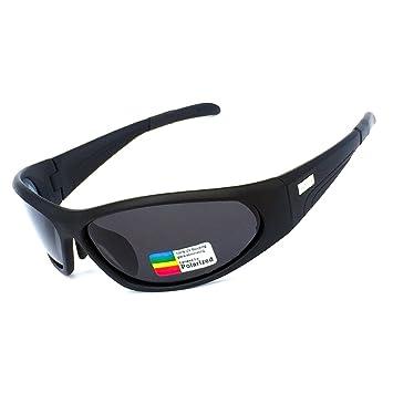 YOPRIA Gafas de sol Deportivas Polarizadas Protección UV400 para Hombres Mujeres Ciclismo Equitación Corriendo Pescar Gafas