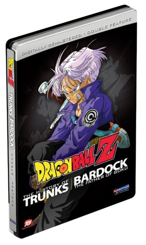 Dragon Ball Z: The History of Trunks / Bardock: The Father of Goku (Double Feature) by Funimation