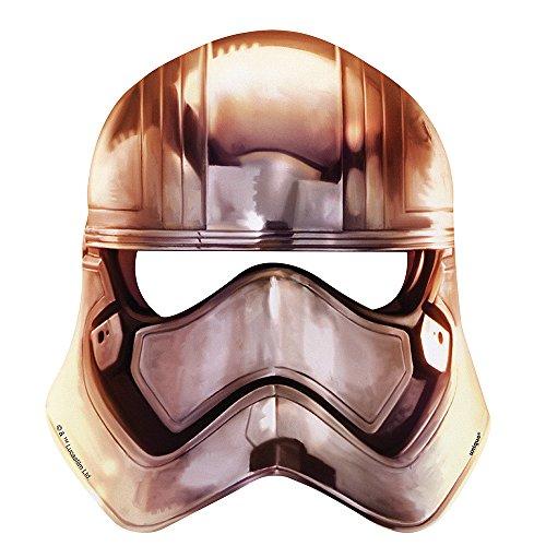 Star Wars Episode VII Party Masks, 8ct