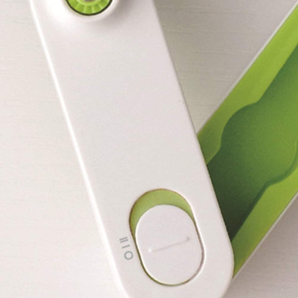 Musitelying Portable Folding Mini Handheld Fan Outdoor Cooling USB Charging Summer Cooler Blower Orange
