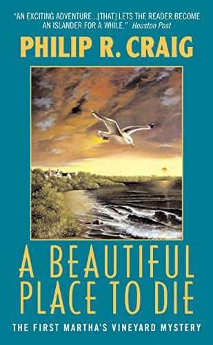 A Beautiful Place to Die (Martha's Vineyard Mysteries (Avon Books))