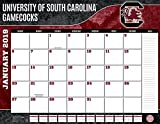 Turner 1 Sport South Carolina Gamecocks 2019 22X17 Desk Calendar Office Desk Pad Calendar (19998061488)