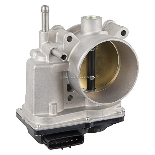 New Throttle Body For Toyota 4Runner FJ Cruiser Tacoma & Tundra 4.0L V6 - BuyAutoParts 47-60122AN New