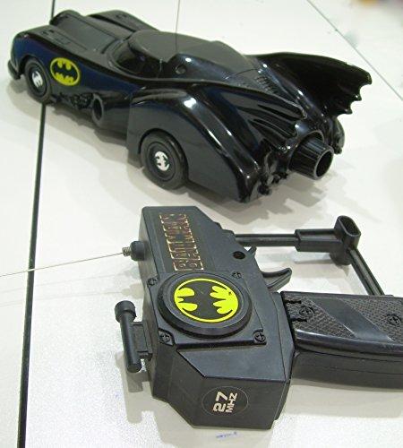 Toy Biz Batman Radio Control Batmobile Rc Remote