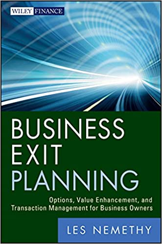 Amazon Business Exit Planning Options Value Enhancement And