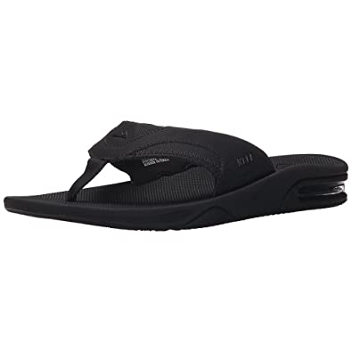 7164f6abe2c7 Reef Men s Fanning Flat Flip Flops with Bottle Opener  Amazon.co.uk  Shoes    Bags
