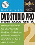 DVD Studio Pro 2 for Mac OS X, Martin Sitter, 0321167848
