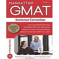 Sentence Correction GMAT Strategy Guide: 8