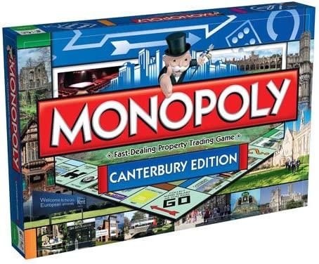 Monopoly - Juego de Miniatura, de 2 a 6 Jugadores (22859) (versión en inglés): Amazon.es: Juguetes y juegos