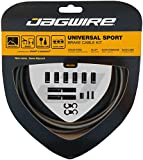 Jagwire Universal Sport Brake Cable Kit fits SRAM/Shimano and Campagnolo, Sterling Silver