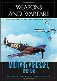 Military Aircraft, 1919-1945, Justin D. Murphy and Robert G. Mangrum, 1851094989