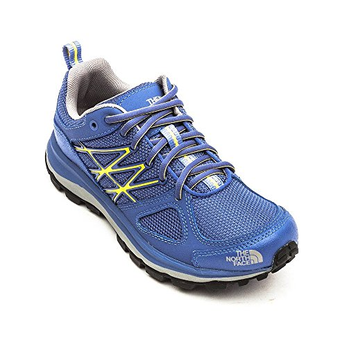 Blue Women's Tnf Zapatilla 38 Litewave yellow 0wUwIq7nax