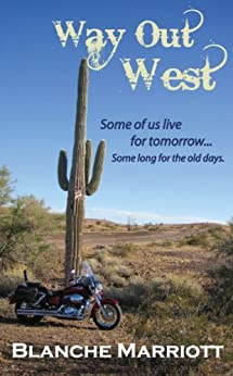 Way Out West by [Marriott, Blanche]