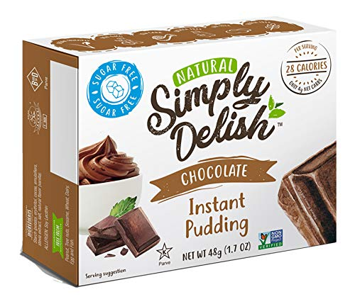 Simply Delish Chocolate Pudding Filling product image