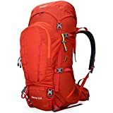 Cheap BOLANG Internal Frame Pack Hiking Daypack Outdoor Waterproof Travel Backpacks 55L (Red, 8715)