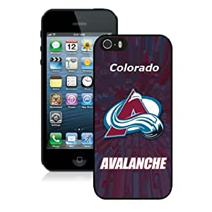 Iphone 5s Case Iphone 5 Case NHL Colorado Avalanche 1