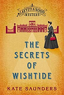 Book Cover: The Secrets of Wishtide
