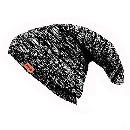 Knotyy Unisex Woolen Beanie Cap  Murky,Free Size