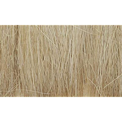 Natural Straw Field Grass Woodland Scenics: Toys & Games