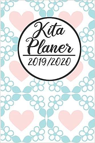 Calendrier Avent Kinder 2020.Amazon Fr Kita Planer 2019 2020 Erzieherplaner 2019