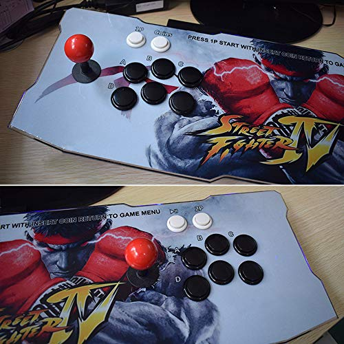 ElementDigital Arcade Game Console 1080P 3D & 2D Games 2260 in 1 Pandora's Box 70 3D Games 2 Players Arcade Machine Arcade Joystick Support Expand 6000+ Games by ElementDigital (Image #8)