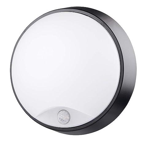 Lámpara LED para Pared y Techo Luz Nocturna LED Circular con ...