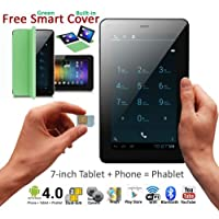 7in Android 4.0 Smart Phone Tablet PC Bluetooth WiFi Google Play Store UNLOCKED!