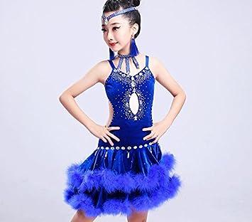 Competencia de Baile Latino para niños, Ropa para niños ...