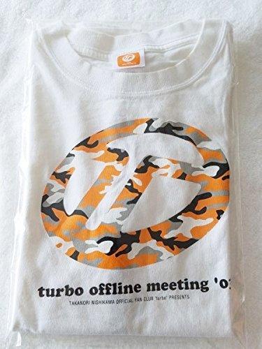 西川貴教 T.M.Revorution Turbo Offline meeting03 Tシャツの商品画像