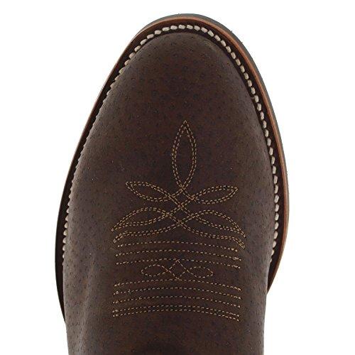 Uomo Cafe FB Western Ee Fashion Boots Stivali Weite qwSp1vF