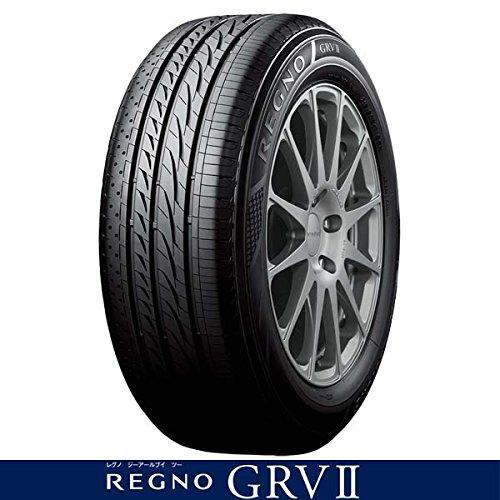 【数量限定】 BRIDGESTONE REGNO GR-VⅡ (235/50R18) B07CM557FH235/50R18