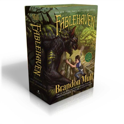 Download Fablehaven (Boxed Set): Fablehaven; Rise of the Evening Star; Grip of the Shadow Plague [Paperback] pdf