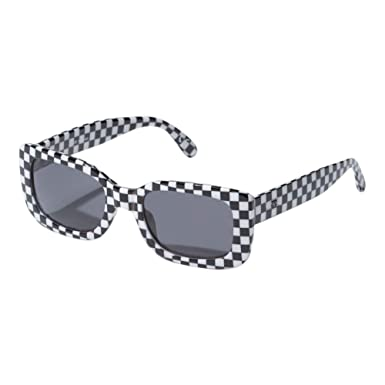 96707c05a4d Image Unavailable. Image not available for. Colour  Sunglasses Vans Keech  Shades Checkerboard Black ...