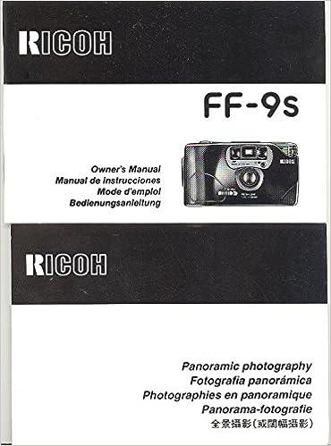 Ricoh ff-3d af super review photo jottings.