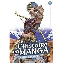 HISTOIRE EN MANGA (L') T.01 : LES DÉBUTS DE L'HUMANITÉ