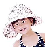gongzhumama Baby Girl de aspiradora parte superior Protección Solar sombrero,  Rosado