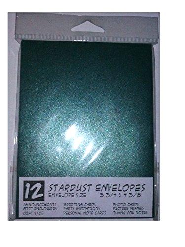 Sam Flex 532059 Stardust Envelopes 5 3/4