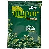 Nupur Godrej Mehendi Powder 9 Herbs Blend, 140gm