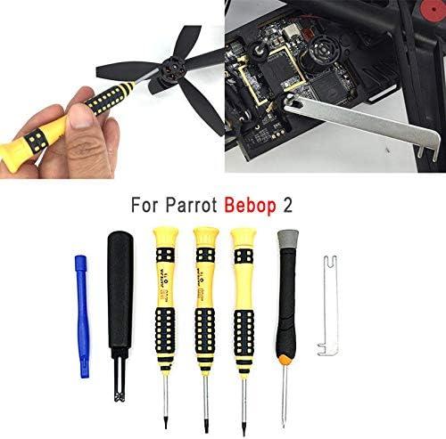Moligh doll pour Parrot Bebop 2 Drone Accessoires R/éParation Outils De Montage Kit Tournevis