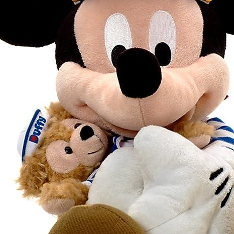 Disney Store Topolino 50cm con Duffy Mickey Mouse peluche originale: Amazon.es: Juguetes y juegos