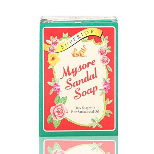 Mysore Sandal Bathing Soap – 125g Pack
