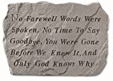 Kay Berry Inc Farewell Words were Spoken…, Multi Color For Sale