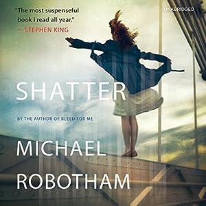 Amazon Shatter Joseph OLoughlin Book 3 Audible Audio Edition Michael Robotham Sean Barrett Hachette Books