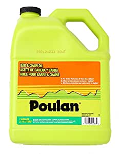 Poulan Pro 952030130 Bar and Chain Oil, 1 Gallon (Stocked)