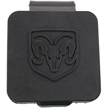 Tyger New Hitch Cover Universal Fit on 2inch Towing Trailer Hitch Receiver Tube
