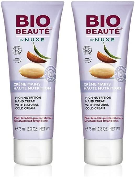 Bio Beaute Nuxe Bio Beaute Cold Cream Mains 2X50Ml