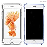 Best Ace Case Iphone 6 Cases Rubbers - [2 Pack] iPhone 7 Plus Case CaseHQ Clear Review