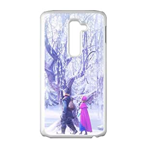 Frozen Princess Anna and Kristoff Cell Phone Case for LG G2