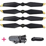 AxPower 2 Pairs Drone Propellers for DJI Mavic Pro or Mavic Pro Platinum Propellers Low-Noise and Quick-Release 8331F